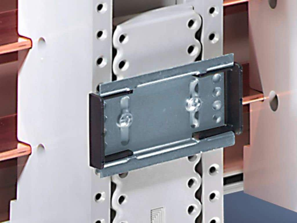 Support rail 35 x 7.5 mm for Mini-PLS component adaptors