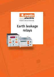 Earth Leakage Relays