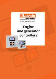 Engine And Generator Controllers
