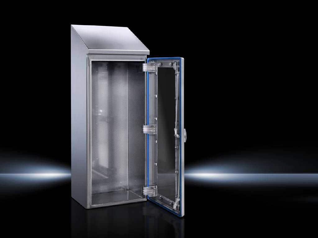 Hygienic Design Fire extinguisher enclosure HD
