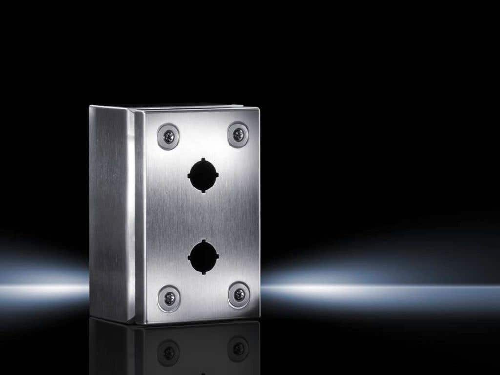 Switch housings Stainless steel