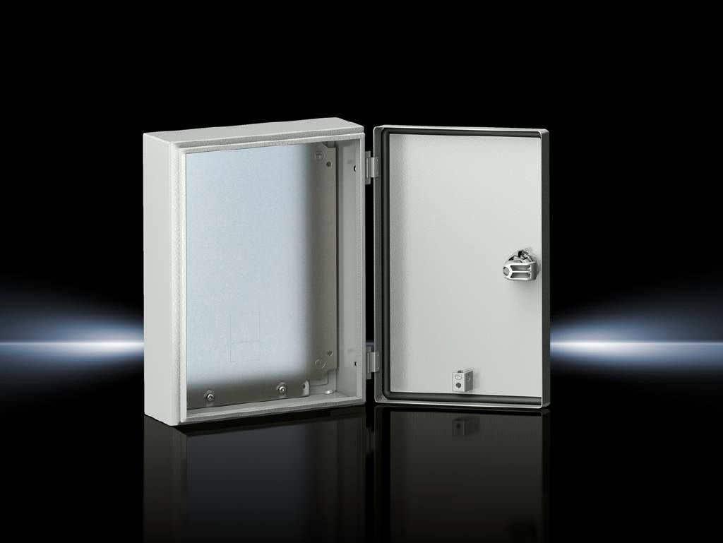 Small enclosures KX E-Box KX, sheet steel