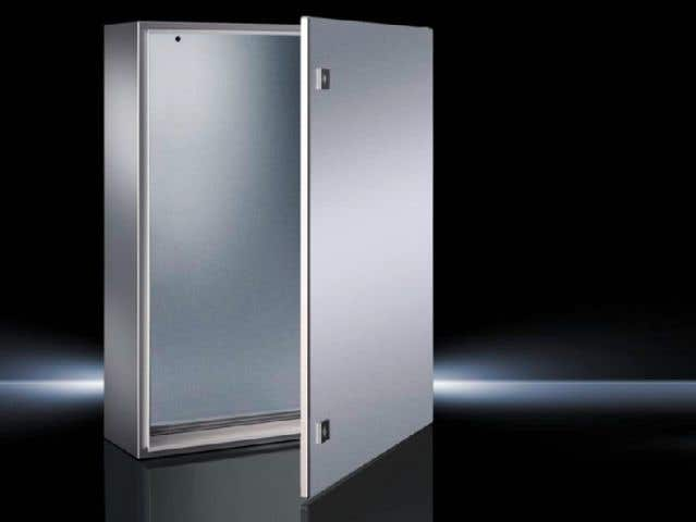 Door for AE in stainless steel