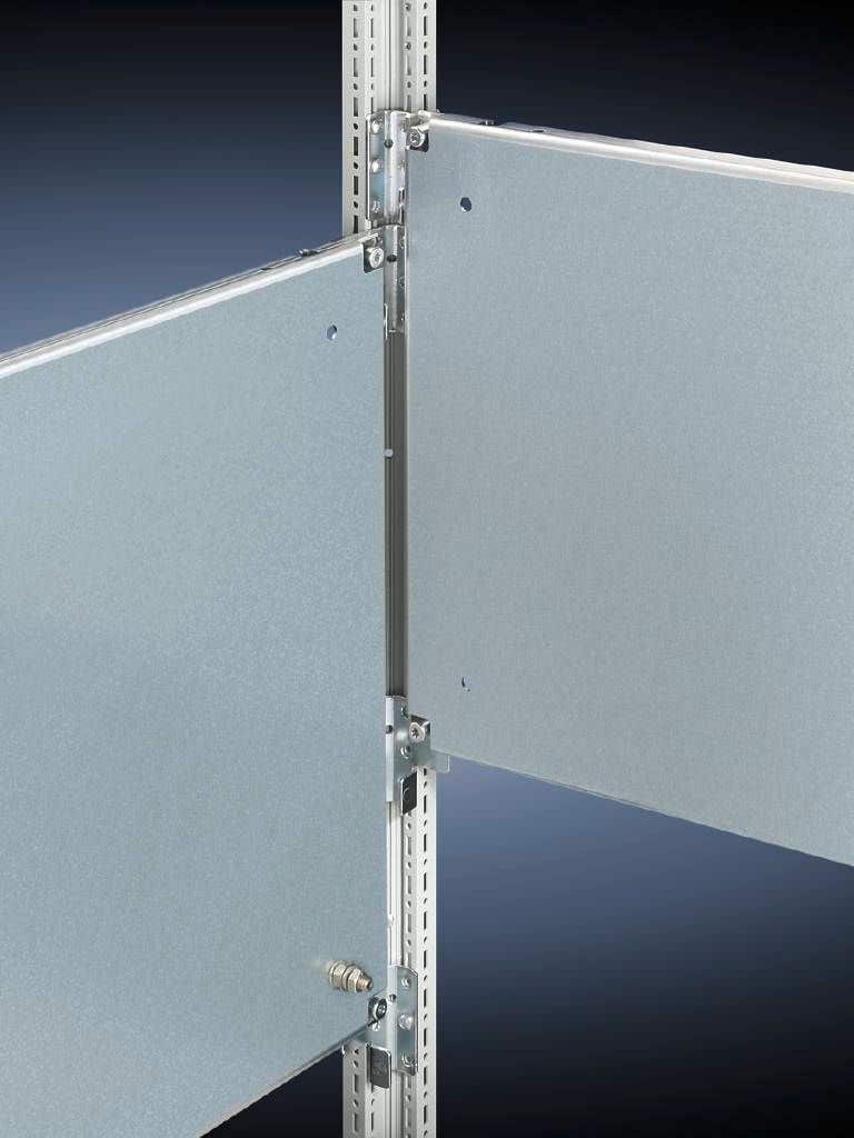 Accessory bag - partial mounting plate