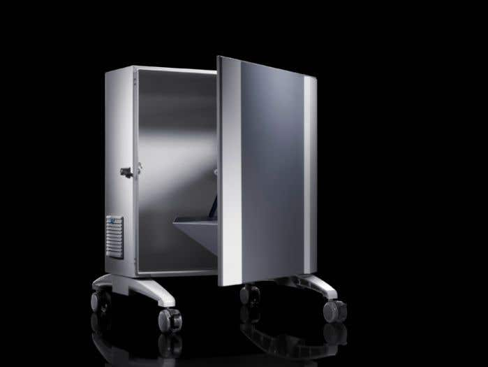 Enclosure for tower PC