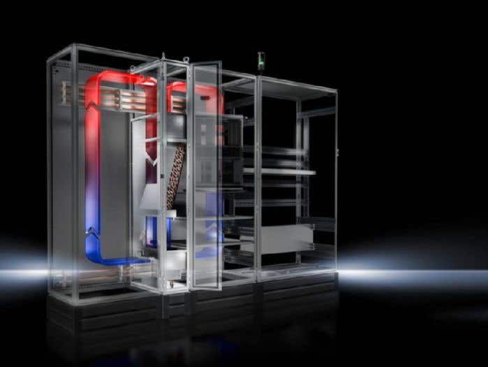 Liquid Cooling Package LCP rack industry