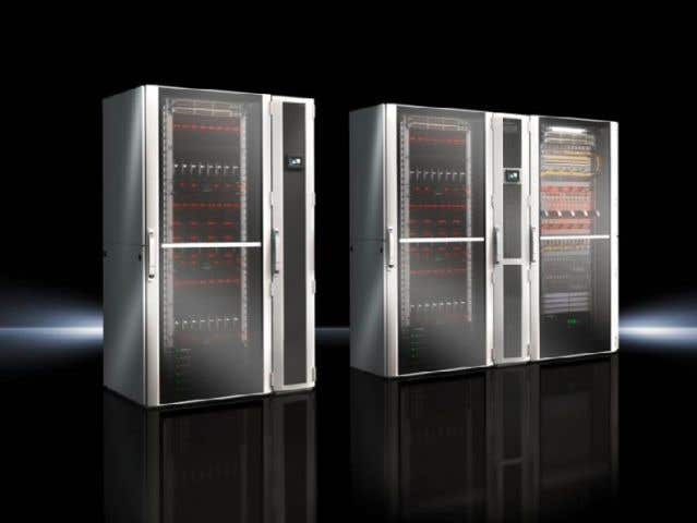 Liquid Cooling Package LCP Rack CW
