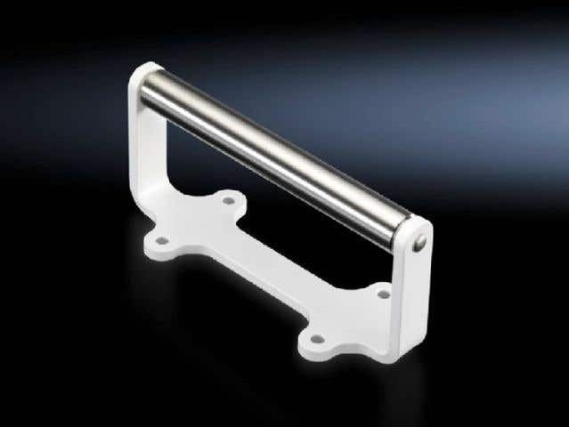 Ride-up roller for busbars