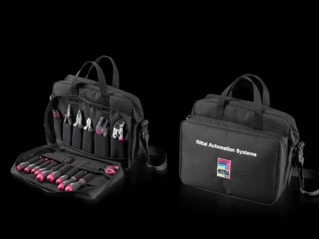 Tool bag Configured