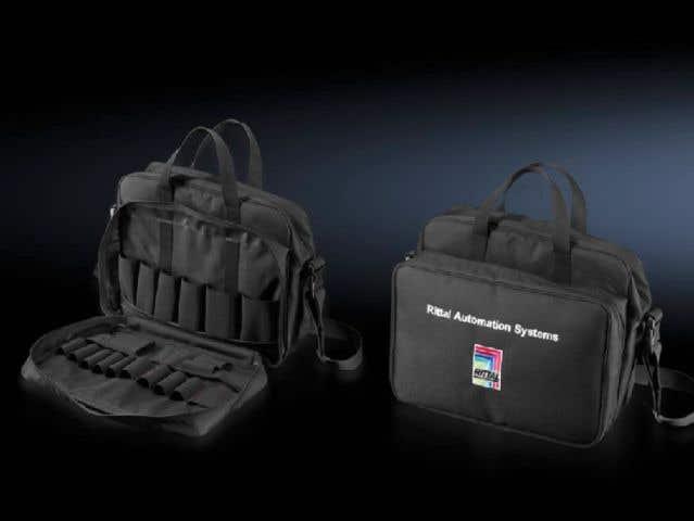 Tool bag Unconfigured
