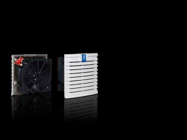 TopTherm fan-and-filter units EMC