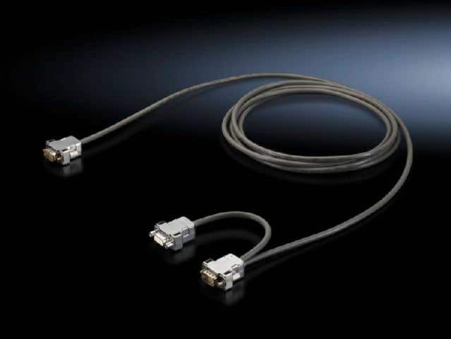 Master/slave cable for SK BUS system