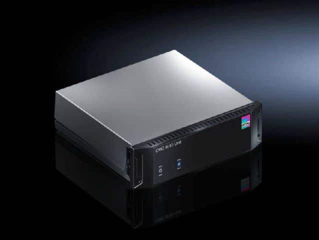 CMC III I/O units