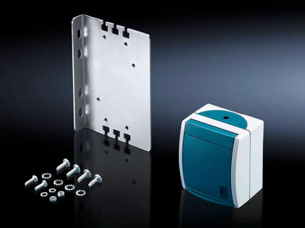 Service socket for enclosure frame attachment
