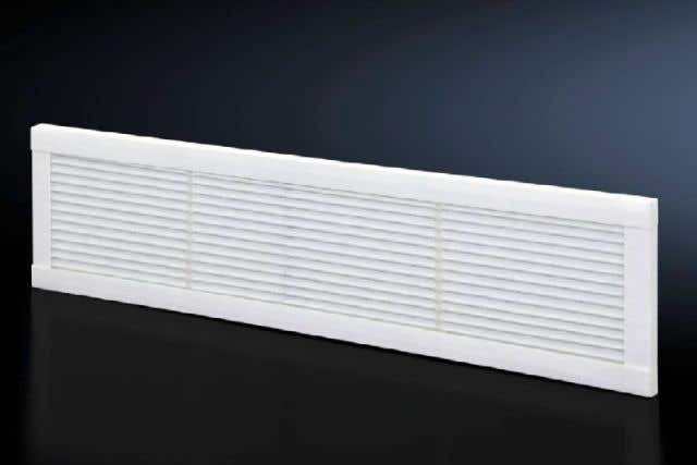 Pleated filter for Bluee+ roof-mounted cooling unit and VX25 Bluee+ integration solution