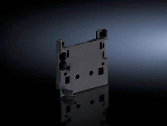 PinBlock for support frames
