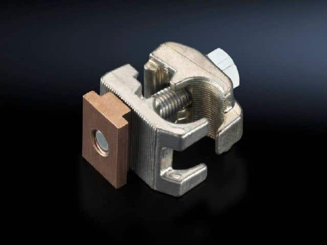 Conductor connection clamp