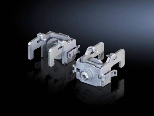 Busbar terminal for NH slimline fuse-switch disconnectors/connection adaptors