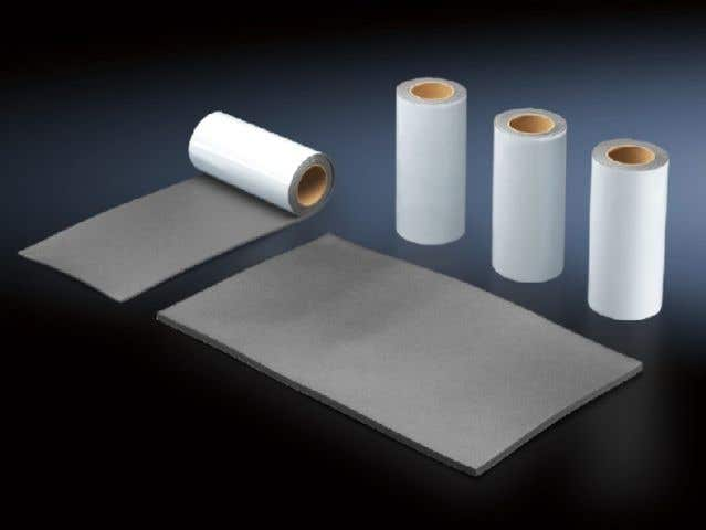Sealing kit for TS IT and LCP in conjunction with DET-AC III master/slave