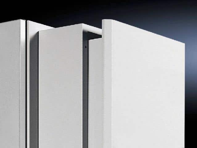 Trim frame for slimline cooling units
