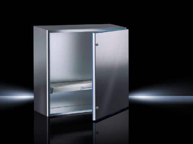 Hygienic Design Printer enclosure HD