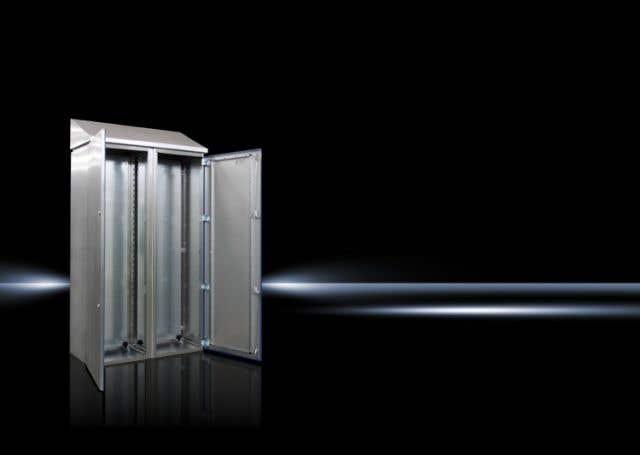 Hygienic Design HD system enclosure