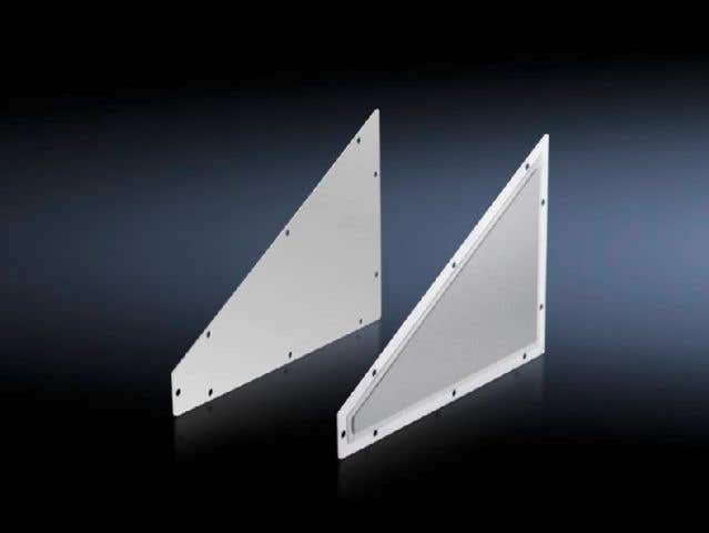 Side parts HD for HD attachment