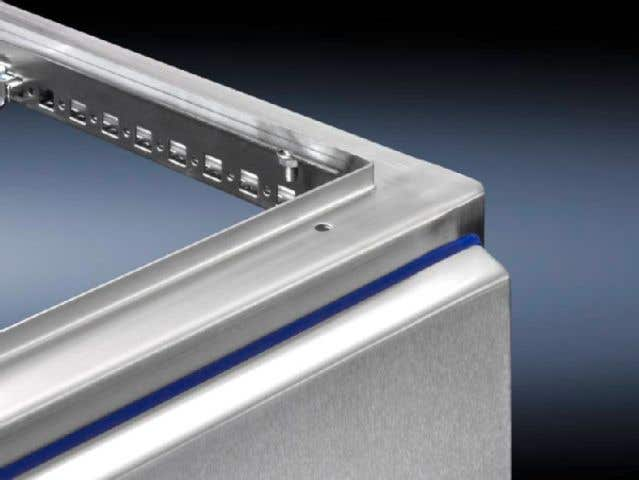 HD side panels for HD system enclosure