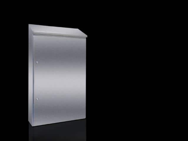 Hygienic Design Compact enclosure HD, single-door