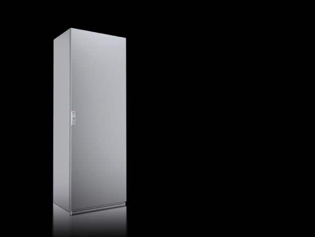 VX SE free-standing enclosure system Stainless steel