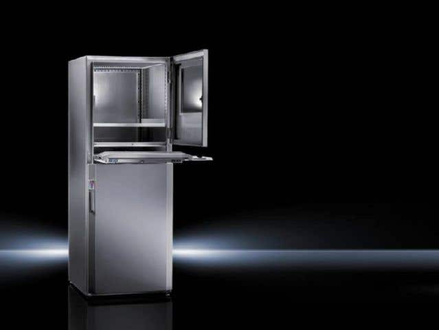 PC Enclosure Systems Stainless Steel