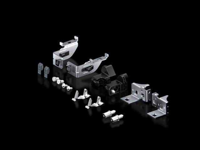Mounting plate attachment for VX