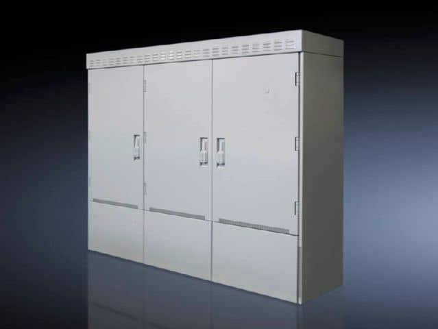 Multifunctional cabinets