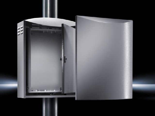 CS wall-mounted enclosures