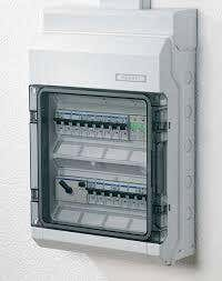 KV small type Distribution boards upto 63 A