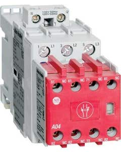 SAFETY CONTACTOR 4KW/400V CO