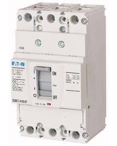 Eaton Moeller series BZM - Molded Case Circuit Breaker