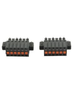 Spring Clamp Removable Connector Set