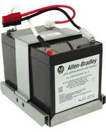 Power Supply Accessories, High Temp, 50°C Replacement Battery 500VA