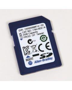 ControlLogix Secure Digital Card