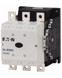 Contactor, 380 V 400 V 160 kW, 2 N/O, 2 NC, RAC 500: 250 - 500 V 40 - 60 Hz/250 - 700 V DC, AC and DC operation, Screw connection