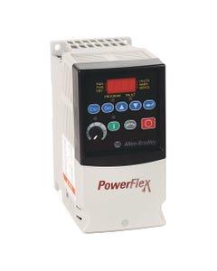 PowerFlex 4- 0.2 kW (0.25 HP) AC Drive