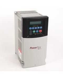 PowerFlex 400- 3.7 kW (5 HP) AC Drive