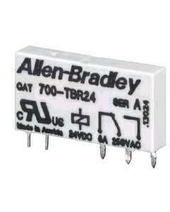 700-H General Purpose Accessories, Replacement Relay, DPDT (2 C/O), 24V, Pkg
