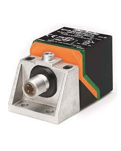 Proximity Sensor, 4-Wire DC, 40mm Head Size, Cube or Rectangular, Unshielded, Weld Field Immune With Standard Base, Without Toughcoat/Weld-Slag Resistant Finish, 40mm Sensing Distance, N.O. and N.C., Source (PNP), Micro QD (DC)