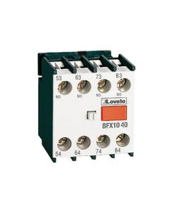 AUX. CONTACT 2NO+2NC W CENTRE MOUNTING
