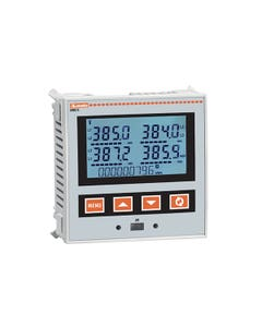 MULTIMETER LCD WITH ICONS+RS485