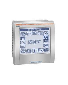 FLUSH MOUNT DIGITAL METER 96X96 100-440V