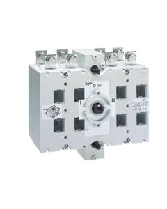 4P CHANGEOVER SWITCH AC21A 630A