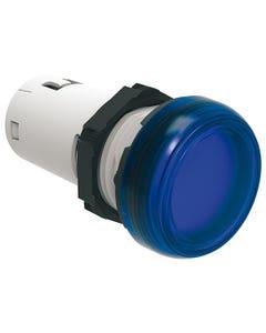 MONOBLOCK BLUE LED PILOT LIGHT 230V